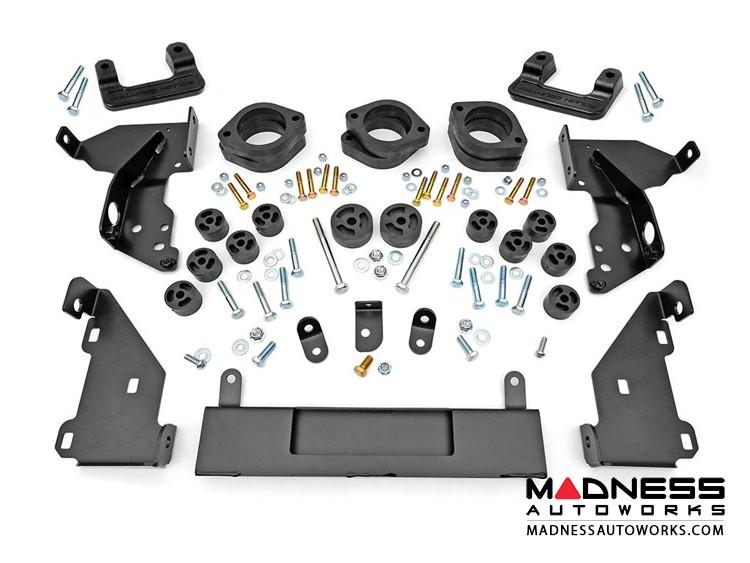 """Chevy Silverado 1500 2WD Combo Lift Kit - 3.25"""" Lift - Cast Aluminum"""